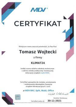 Klimat24 Tomasz Wojtecki